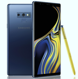 Galaxy note9 with s pen
