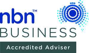 nbn business Accredited Adviser logo