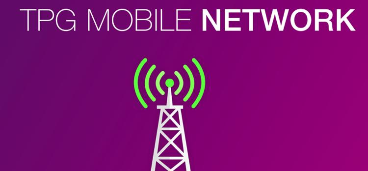 TPG Mobile Network Australia