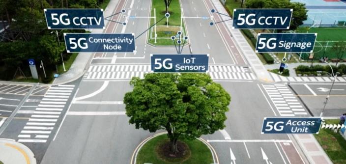 5G-City_by Samsung