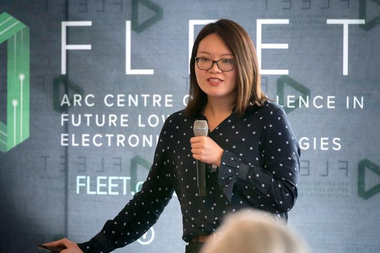 Dr Daisy Wang FLEET