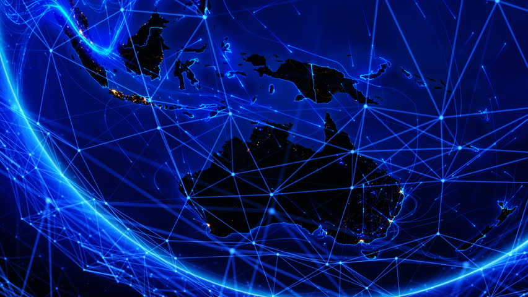 Telstra Network APAC