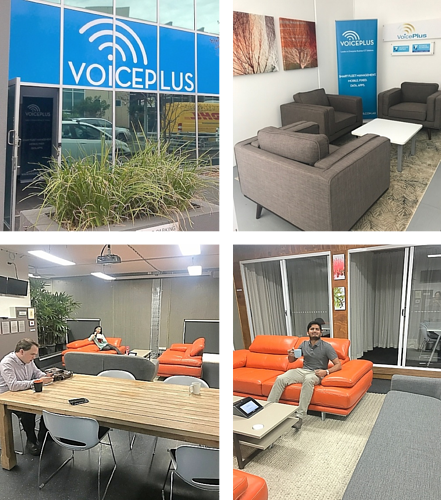 VoicePlus office collage.png
