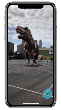 iphone x AI dinosaur.png