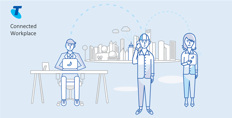 Connected Workplace by Telstra