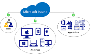 Microsoft Intune network