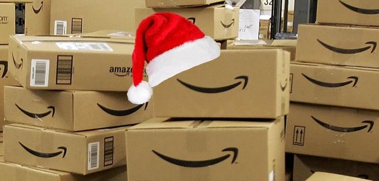 Its an Amazon Christmas