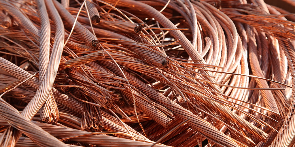 copper lines