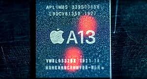 iphone 11 power chip