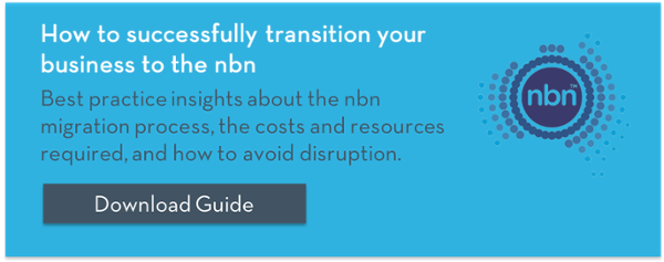 How to transition your business to the nbn