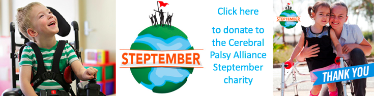 Donate to Steptember Challenge