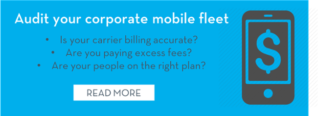 Audit your corporate mobile fleet with VoicePlus