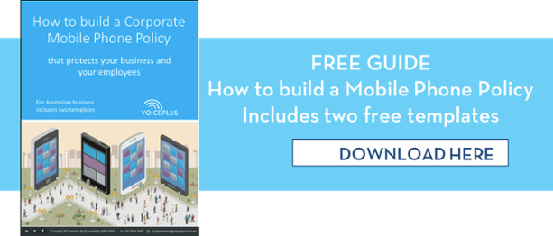 How to build a mobile phone policy Guide