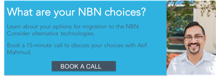 What are your NBN choices? Ask VoicePlus