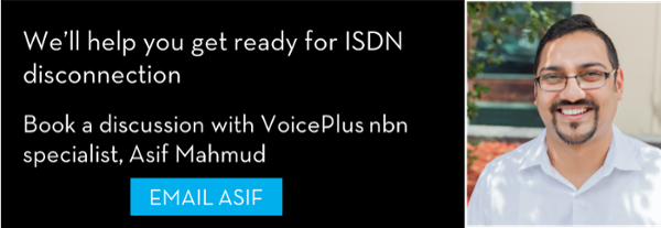 Get ready for ISDN disconnection
