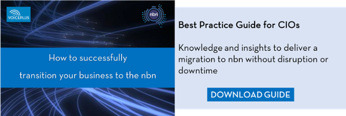Best Practice Guide: How to transition your business to nbn