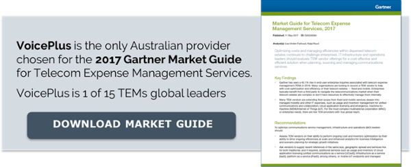 2017 Gartner Market Guide for TEMS